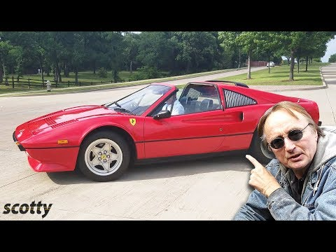 What It's Like to Own an Old Ferrari