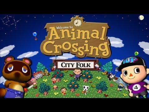 Animal Crossing: City Folk - New Beginnings!