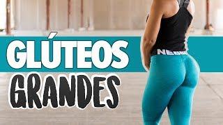GLÚTEOS MÁS GRANDES 5 ejercicios en casa   Get a Big Butt