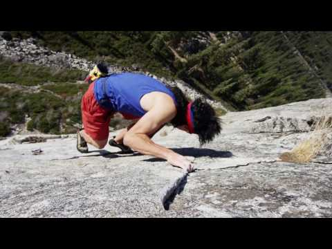 Alex Honnold: Lover's Leap Solo
