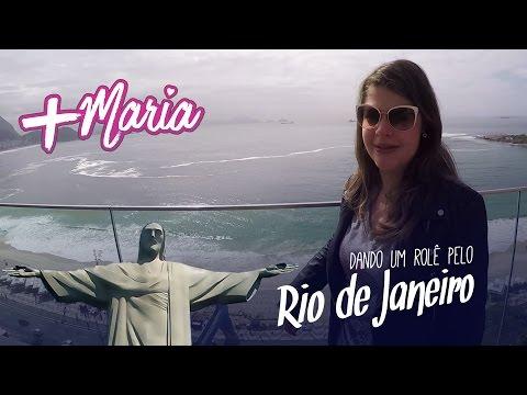 Dando um Rolê pelo Rio de Janeiro