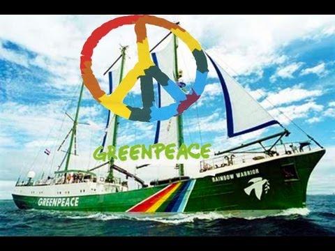 LA HISTORIA DE GREENPEACE - documental completo