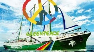LA HISTORIA DE GREENPEACE - documental completo
