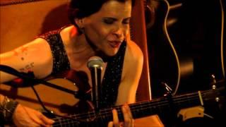 Marina Lima - Show: No Osso - Fullgás - Tom Jazz 26 03 2015.