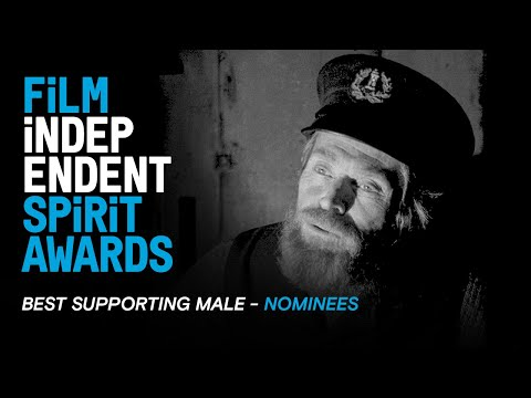 BEST SUPPORTING MALE - Nominees | 35th Film Independent Spirit Awards
