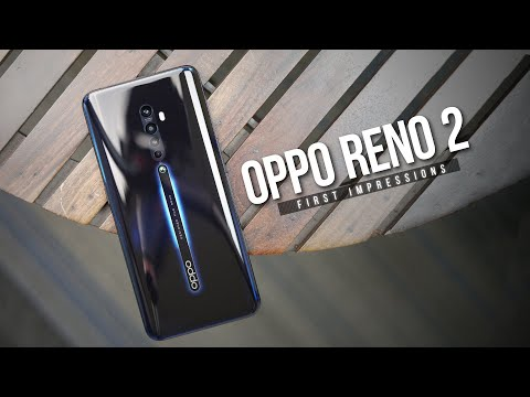 OPPO Reno 2 Unboxing and First Impressions!