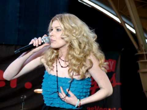 Emily West Live In Vegas 4-16-10