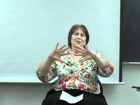 """ICP Supervisor Talk with Linda Brewer """"Intro to Somatic Skills of Staying Present: Boundaries"""""""