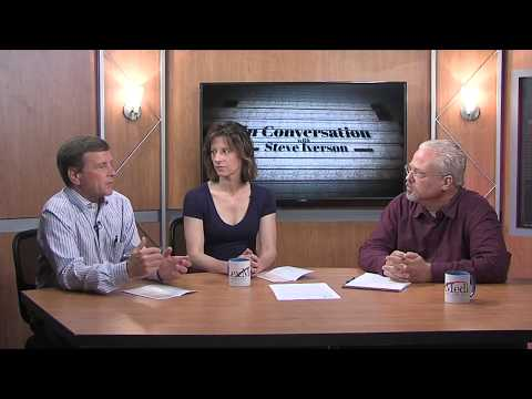 In Conversation with Steve Iverson #13  - Renewable Energy with Mark Sandeen