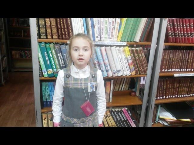Изображение предпросмотра прочтения – ЕвлалияНикитина читает произведение «Юнге» М.И.Цветаевой