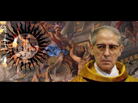 SUPERIOR  GENERAL  OF  THE  SOCIETY  OF  JESUS  EXPOSED  -  (JESUIT  BLACK  POPE)