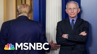 As US Tops Global Tally Of Coronavirus Cases, Trump Is At Odds With Reality | The 11th Hour | MSNBC