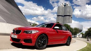 The Grand Tour: Deutschland (European Delivery of 2018 BMW M240i)