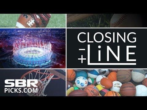 #NFL Betting + College Football Picks | NBA on TNT  | Closing Line