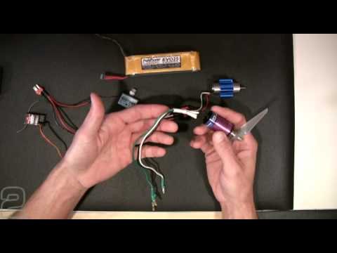 RC Motor and ESC Wiring - Part 2 - YouTube