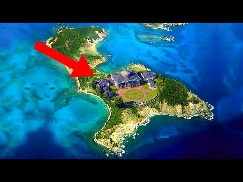 Most LUXURIOUS Private Islands In The World!