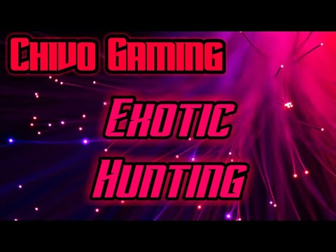 The Division 2 Ft Chivo Gaming...Exotic Hunting...Let's Get It!