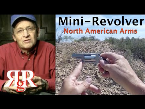 Mini Revolver - North American Arms (NAA)