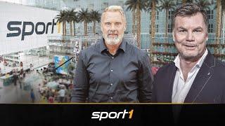 CHECK24 Doppelpass: Ganze Folge vom 28.2. mit Maxi Arnold und Thorsten Fink | SPORT1