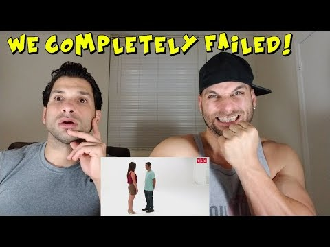 TRY NOT TO CRINGE CHALLENGE REACTION