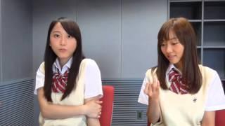 2015年8月31日(月)2じゃないよ!松井玲奈vs須田亜香里