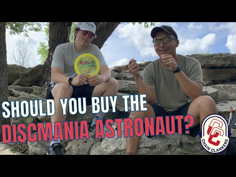 Discmania Astronaut is a MUST HAVE for Beginners Disc Golf Disc Review