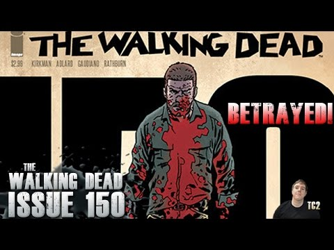 The Walking Dead 150 Rick is Betrayed! - Video Review