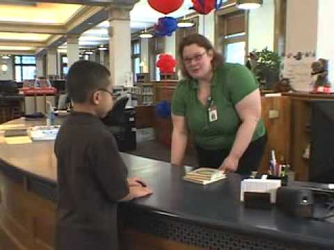 Be a Super Reader! Milwaukee Public Library 2014