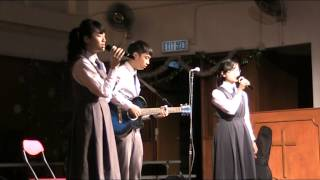 匯基書院2014-15學生會Dreamer 《合唱決賽》Pa