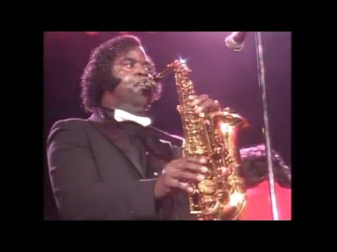 Maceo Parker ~Live In Japan 1986 James Brown