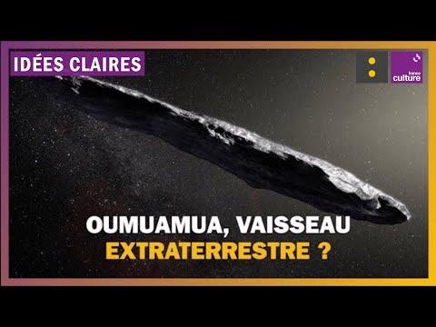 Download Oumuamua est-il un vaisseau extraterrestre ?