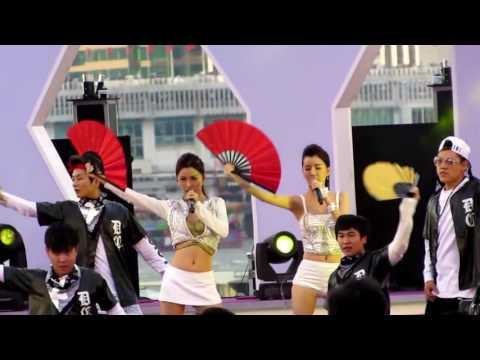 BY2 現場跳舞獻唱《雙面妲己》!