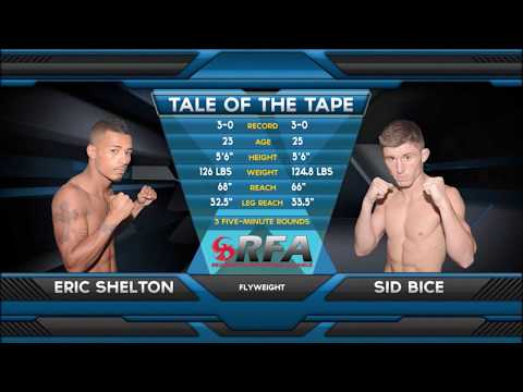 Fight of the Week: Sid Bice & Eric Shelton Battle at RFA 16
