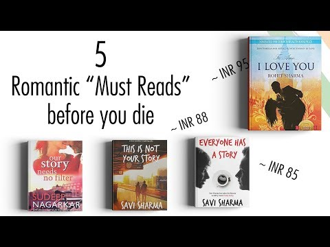 5 Indian Romantic Novel that are a must read