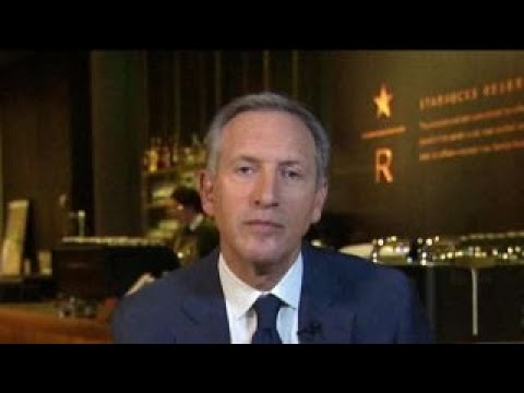 Starbucks' Schultz: China business will be bigger than our US business