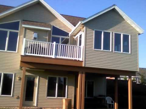 Alexandria Home Building and Remodeling Siding.wmv