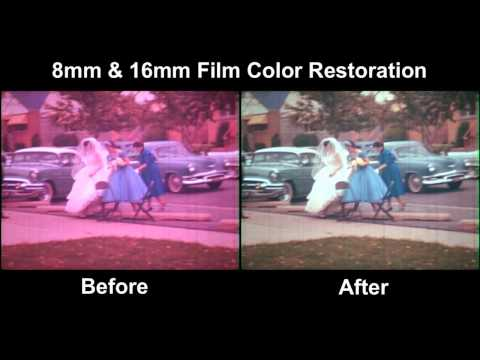 how to develop 8mm film