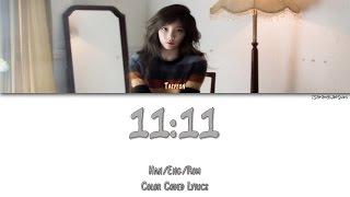 TAEYEON (태연) - 11:11 [Color Coded Han|Rom|Eng]