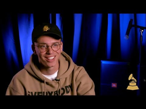 Logic talks 1-800, Anxiety and Mental Health | The GRAMMYs