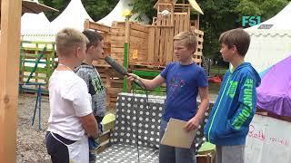 Kinderstadt 2019 | Mini TV | Tag 08 | FS1