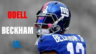 "Odell Beckham Jr. - ""Gucci Gang"" - 2017-18 Highlights ᴴᴰ"