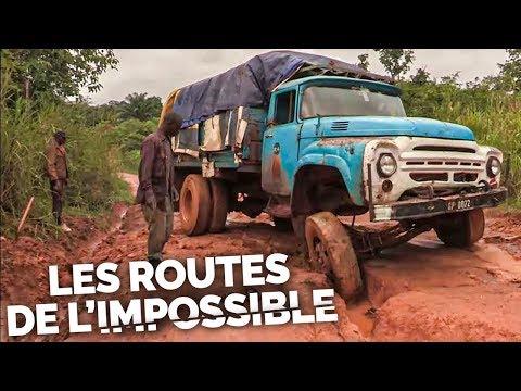 Les routes de l'impossible - Guinée, le territoire des oubliés