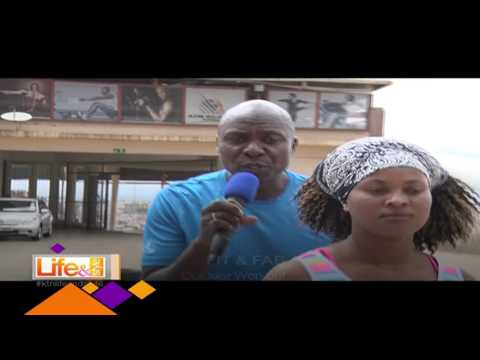 Life and Style: Fit & Fab - Eric Opembe; Outdoor Workout at the AIM Global Fitness Gym