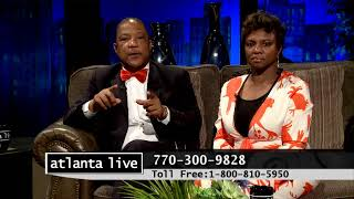 ATLANTA LIVE (08/26/19) WITH AUTHOR AND PASTOR DR. DEREK GRIER