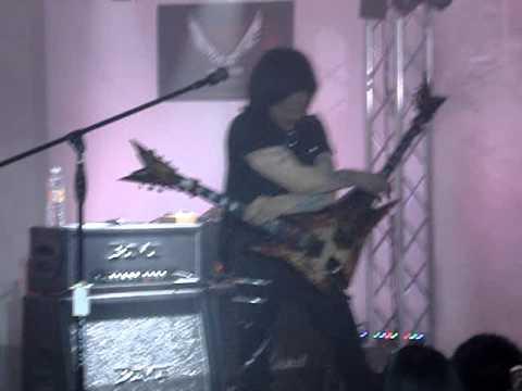 michael angelo batio double guitar en vivo en la ciudad de m xico youtube. Black Bedroom Furniture Sets. Home Design Ideas