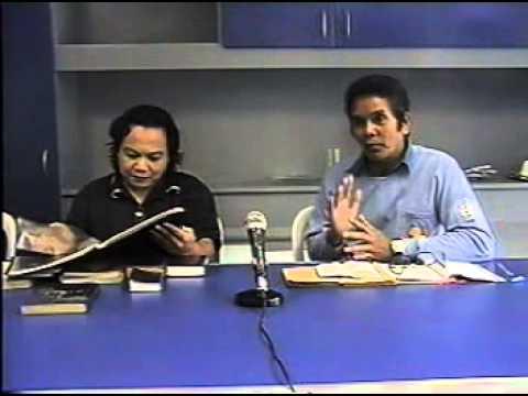 CFD/RDM ALVIN GITAMONDOC WITH BRO.MALEN TEVEZ ON TANJAY CABLE TV CHANEL 6