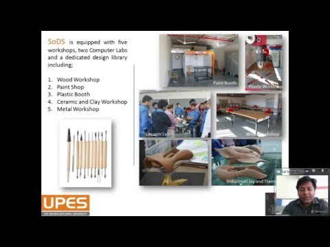 UPES (School of Design Studies | Creating the UPES edge in Design pedagogy for emerging markets)