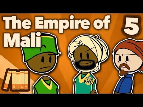 The Empire of Mali - The Final Bloody Act - Extra History -