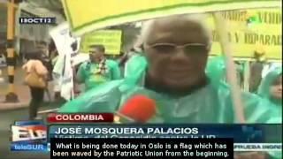 Week of Memory begins in Colombia