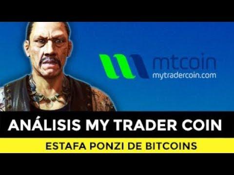 ANÁLISIS MY TRADER COIN. ESTAFA PONZI DE BITCOINS!